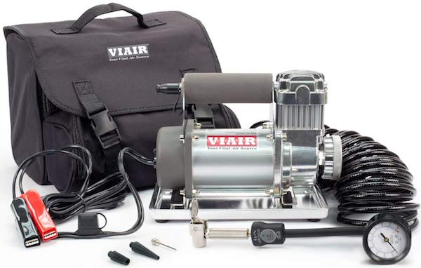 VIAIR 300P Portable Compressor - 30033 for truck tires