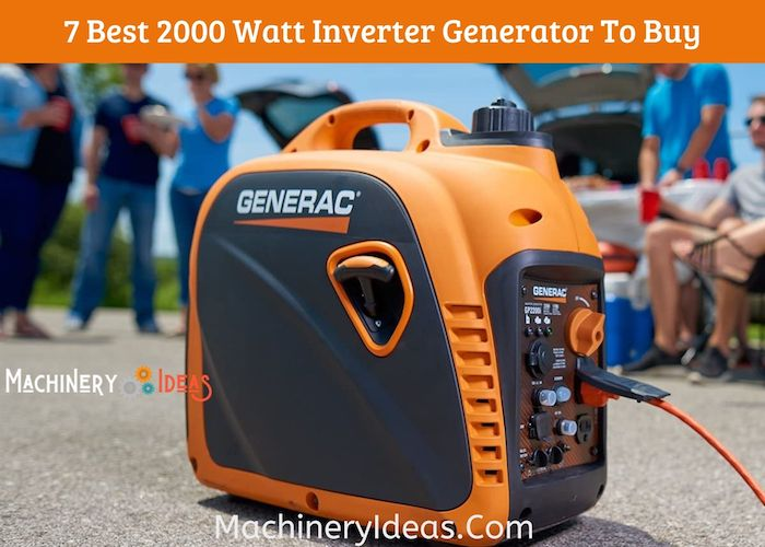 Best 2000 Watt Inverter Generator Review