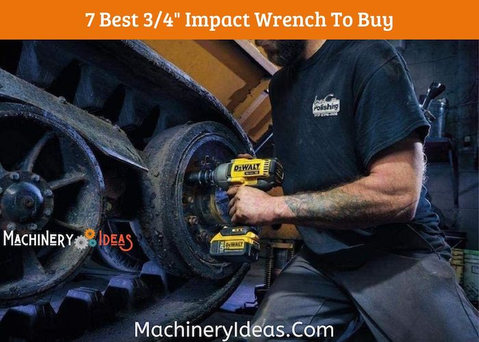 Best 3/4 Inch Impact Wrench Review